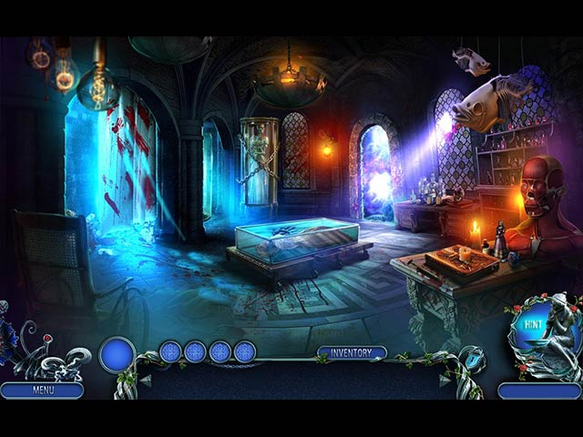 dark romance: curse of bluebeard walkthrough screenshots 1