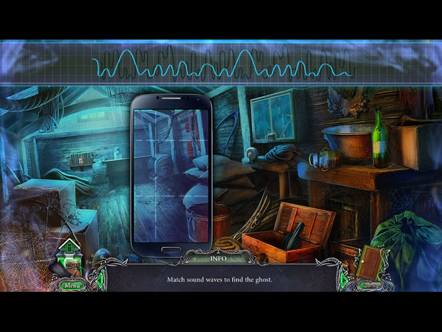 harrowed halls: lakeview lane screenshots 3