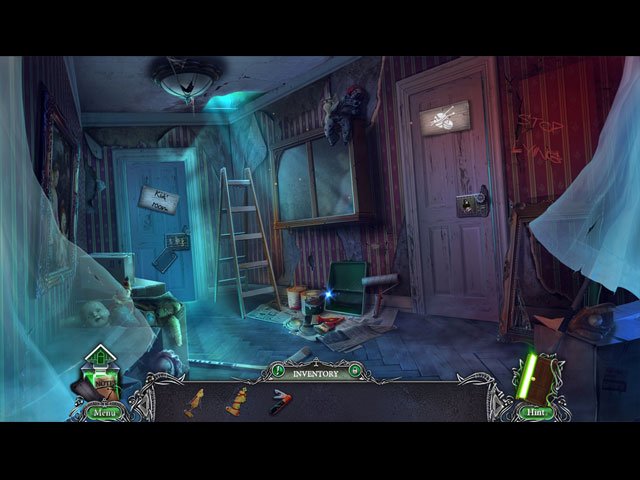 harrowed halls: lakeview lane collector's edition screenshots 1