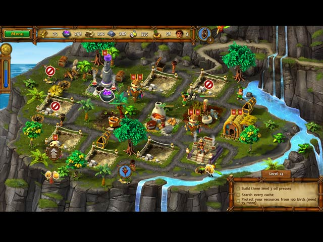 moai iv: terra incognita collector's edition screenshots 3