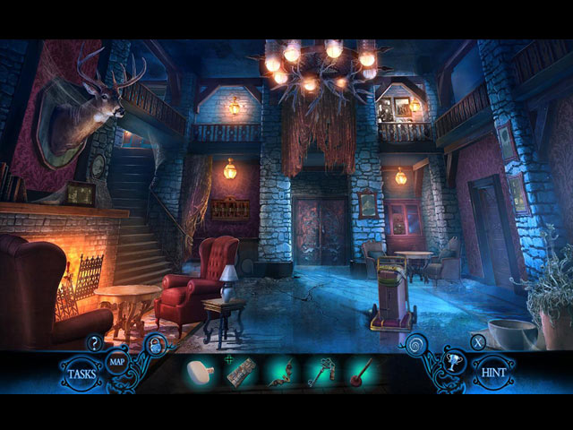 phantasmat: reign of shadows collector's edition walkthrough screenshots 1