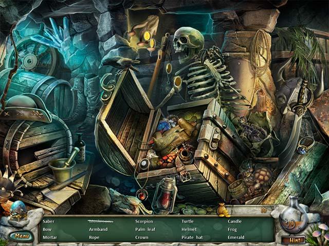 mystika 3: awakening of the dragons screenshots 2