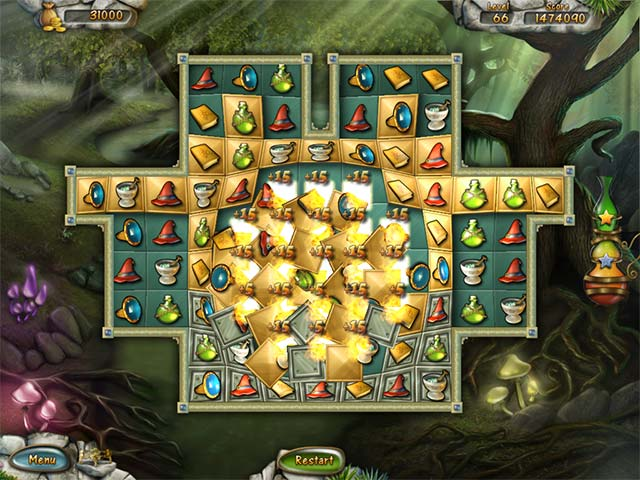 mystika 3: awakening of the dragons screenshots 3