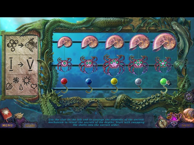 whispered secrets: song of sorrow collector's edition screenshots 3