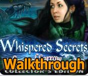 whispered secrets: song of sorrow walkthrough