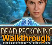dead reckoning: death between the lines collector's edition walkthrough