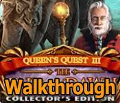 queen's quest: end of dawn walkthrough