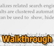 social search engine walkthrough