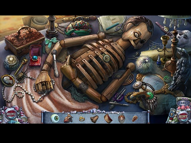 puppetshow: bloody rosie collector's edition walkthrough screenshots 2