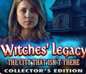 witches legacy: the city that isn't there collector's edition