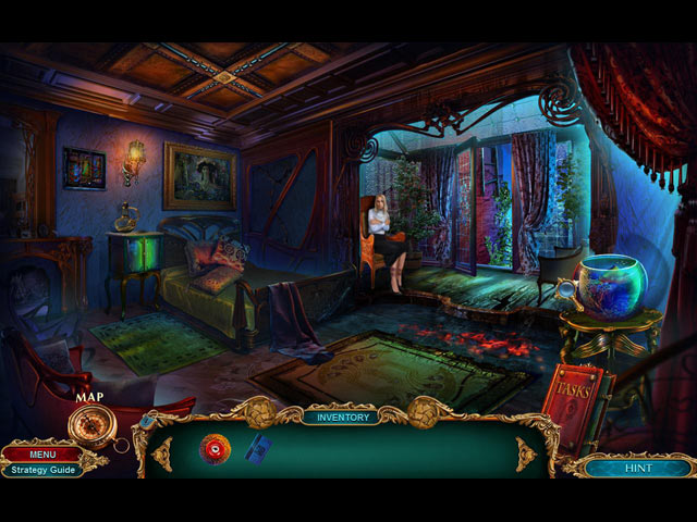 the curio society: the thief of life collector's edition screenshots 1