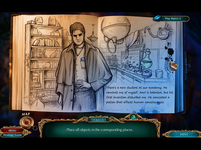 the curio society: the thief of life collector's edition