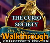the curio society: the thief of life collector's edition walkthrough