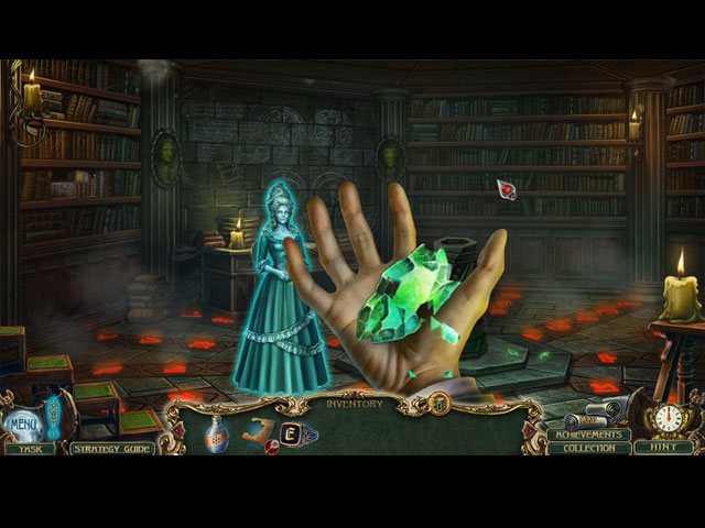 haunted legends: faulty creatures collector's edition screenshots 1
