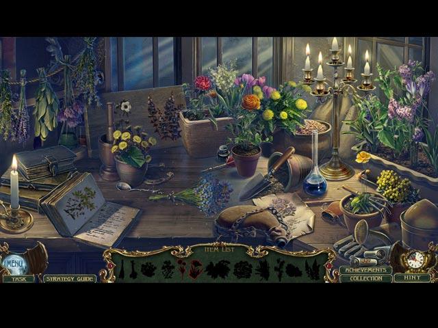 haunted legends: faulty creatures collector's edition walkthrough screenshots 2