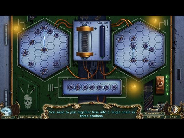 haunted legends: faulty creatures collector's edition walkthrough screenshots 3