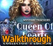 mystery trackers: queen of hearts collector's edition walkthrough