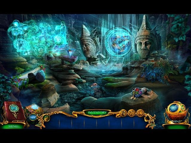 labyrinths of the world: secrets of easter island walkthrough screenshots 1