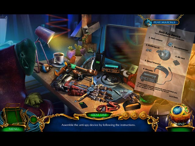 labyrinths of the world: secrets of easter island walkthrough screenshots 3