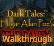 dark tales: edgar allan poes the raven walkthrough