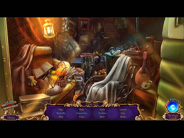 royal detective: borrowed life collector's edition walkthrough