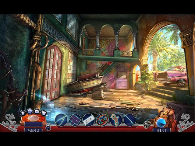 hidden expedition: the lost paradise walkthrough
