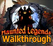 haunted legends: black hawk walkthrough
