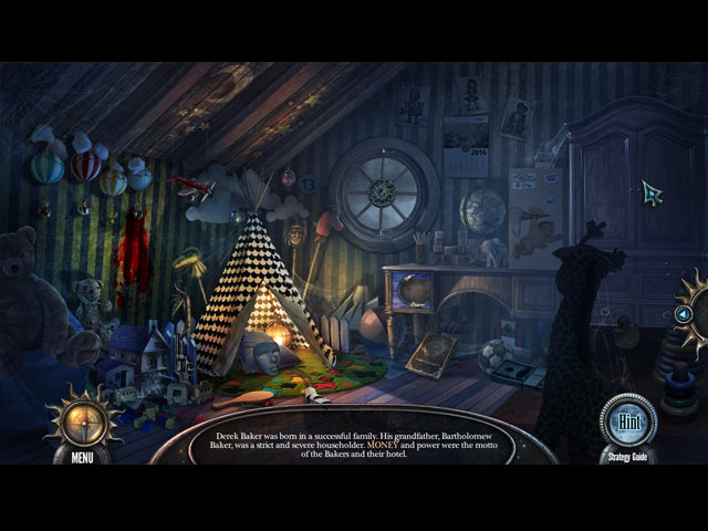 haunted hotel: the thirteenth collector's edition screenshots 2