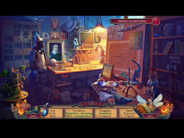the keeper of antiques: the imaginary world screenshots 2