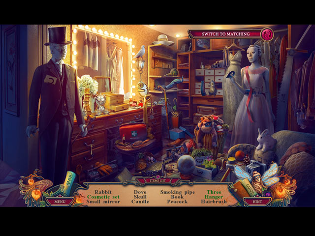 the keeper of antiques: the imaginary world collector's edition walkthrough