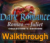 dark romance: romeo and juliet collector's edition walkthrough