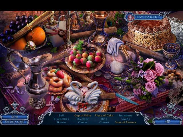 dark romance: romeo and juliet collector's edition walkthrough screenshots 2