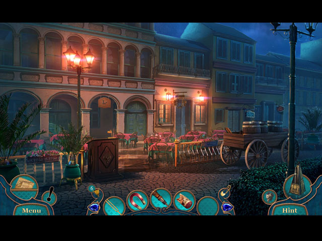 danse macabre: florentine elegy collector's edition screenshots 1