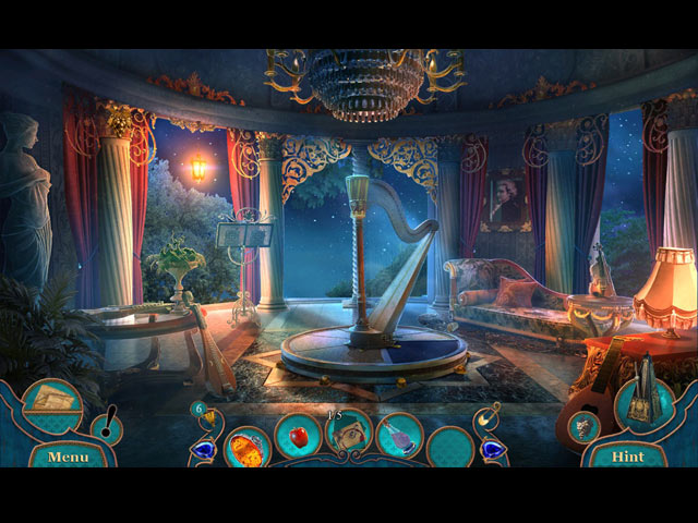 danse macabre: florentine elegy collector's edition screenshots 2