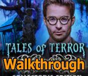 tales of terror: art of horror collector's edition walkthrough