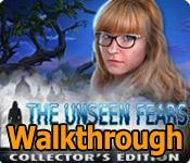 the unseen fears: body thief walkthrough