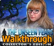 the unseen fears: body thief collector's edition walkthrough