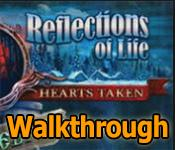 Reflections of Life: Hearts Taken Walkthrough