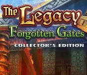 the legacy: forgotten gates