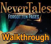 nevertales: forgotten pages walkthrough