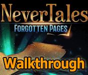 nevertales: forgotten pages collector's edition walkthrough