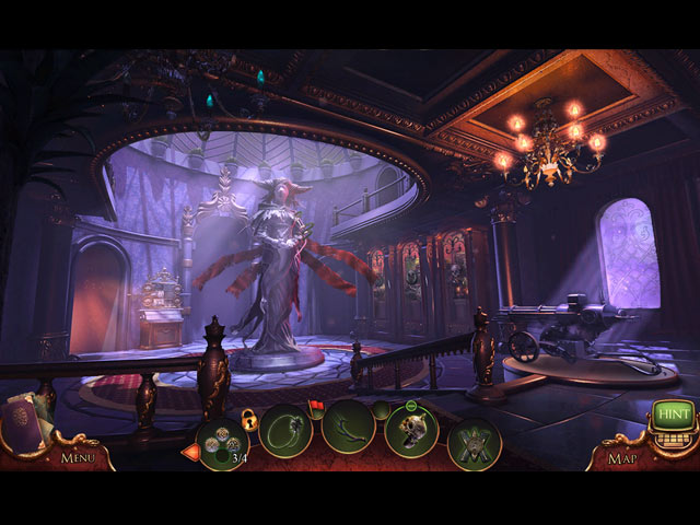 mystery case files: the black veil screenshots 1