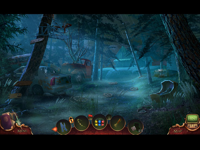 mystery case files: the black veil screenshots 3