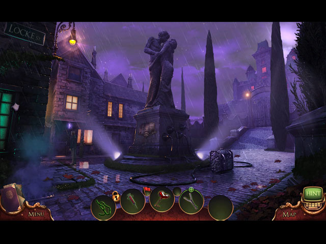 mystery case files: the black veil collector's edition walkthrough screenshots 1