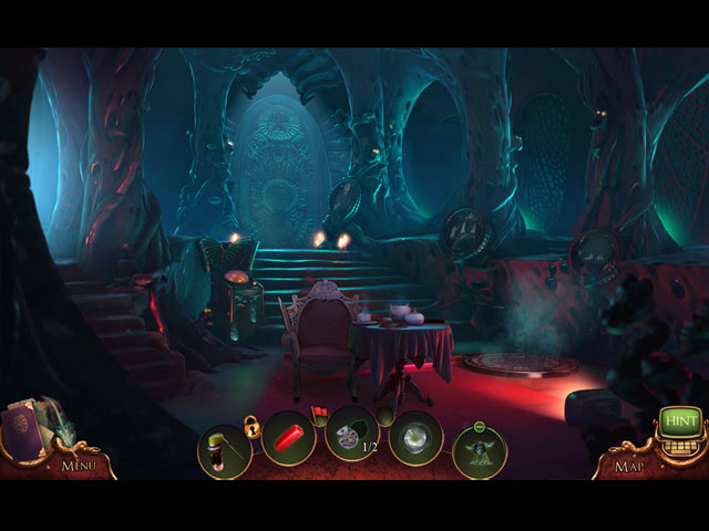 mystery case files: the black veil collector's edition walkthrough screenshots 2