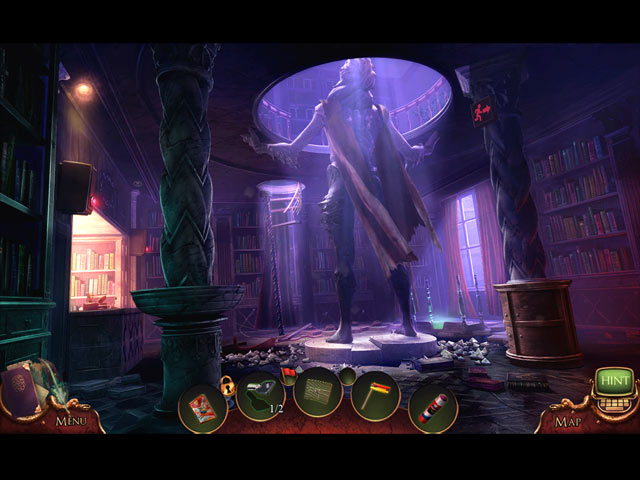 mystery case files: the black veil collector's edition walkthrough screenshots 3