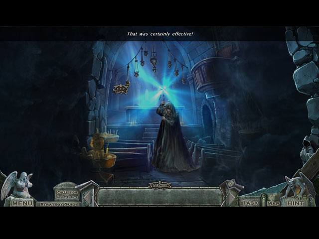 redemption cemetery: embodiment of evil collector's edition screenshots 1
