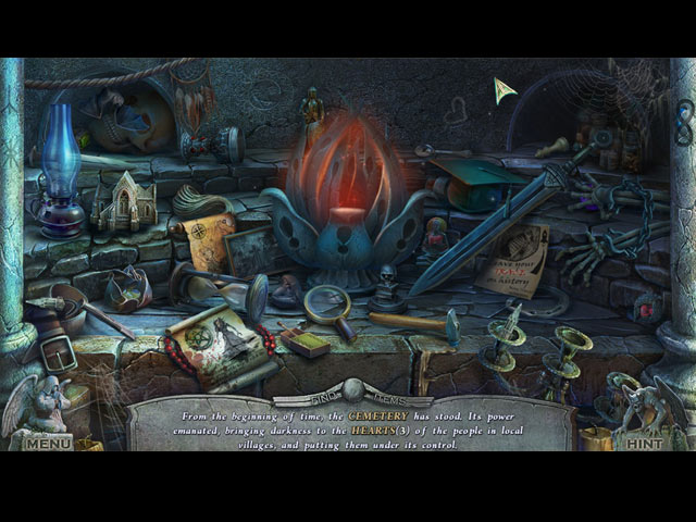 redemption cemetery: embodiment of evil collector's edition screenshots 2