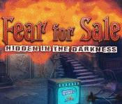 Fear For Sale: Hidden in the Darkness Collector's Edition