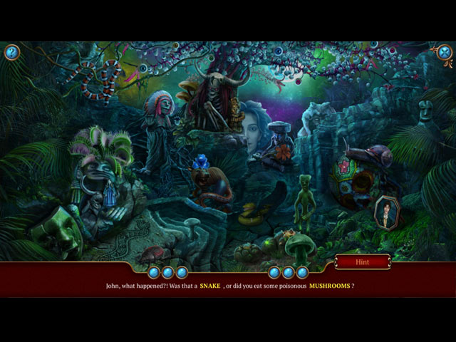stranded dreamscapes: deadly moonlight collector's edition screenshots 2